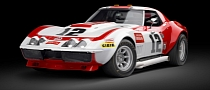 Legendary Racing Corvette Heading to Auction