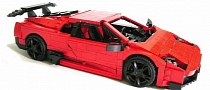 LEGO Lamborghini Murcielago LP670-4 SV: Not Just for Kids