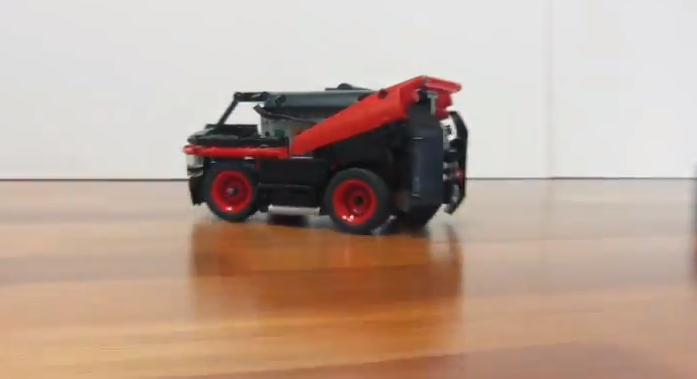 Lego R/C A-Team Van Looks Like a Lot of Fun [Video]