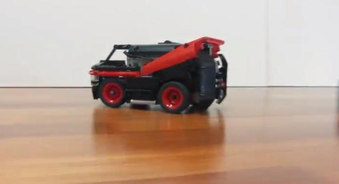 Lego R C A Team Van Looks Like Lot Of Fun