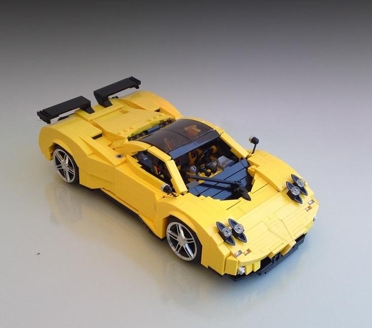 Lamborghini Top Gear. Top Gear Specialist Cars
