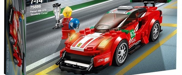 Lego Reveals Awesome 2018 Speed Champions Lineup ...