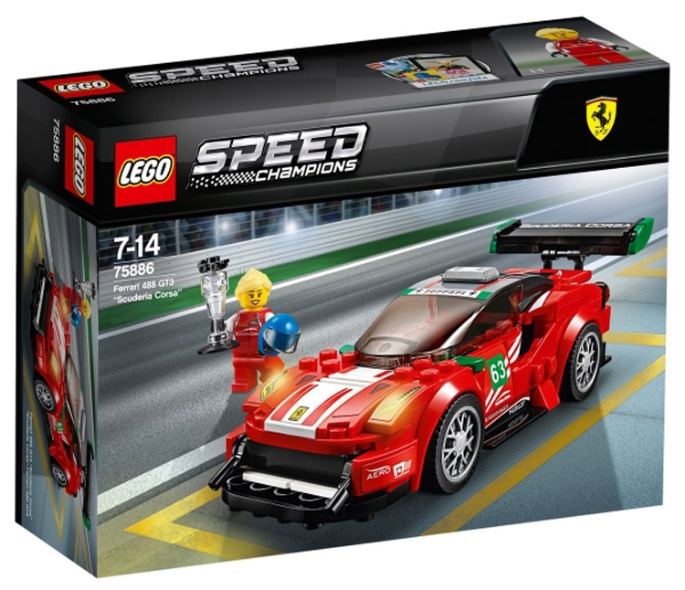 lego reveals awesome 2018 speed champions lineup. Black Bedroom Furniture Sets. Home Design Ideas