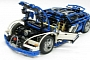 LEGO Technic Bugatti Veyron Is a Driver's RC Car [Video]