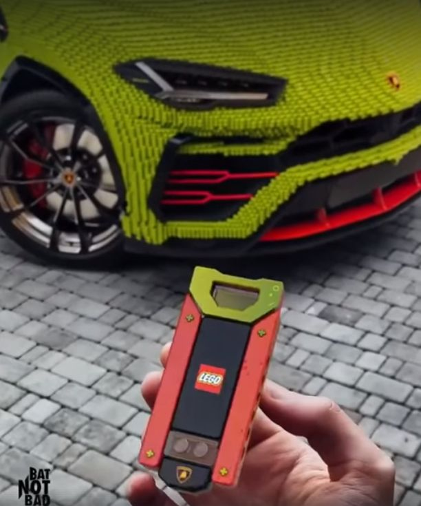 Lego Technic Lamborghini Urus Is Fake Still Looks Amazing