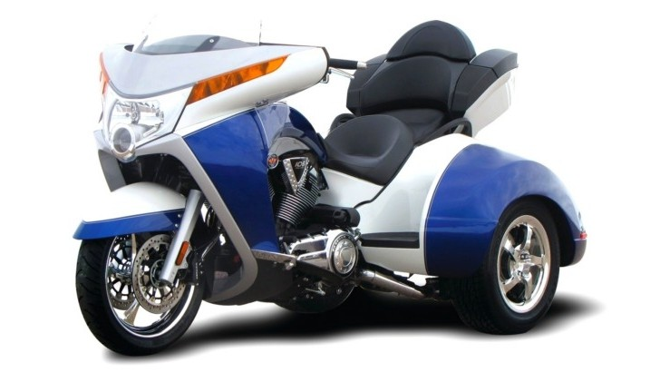 Lehman Trikes Continues Development of Own Models under New Champion Ownership
