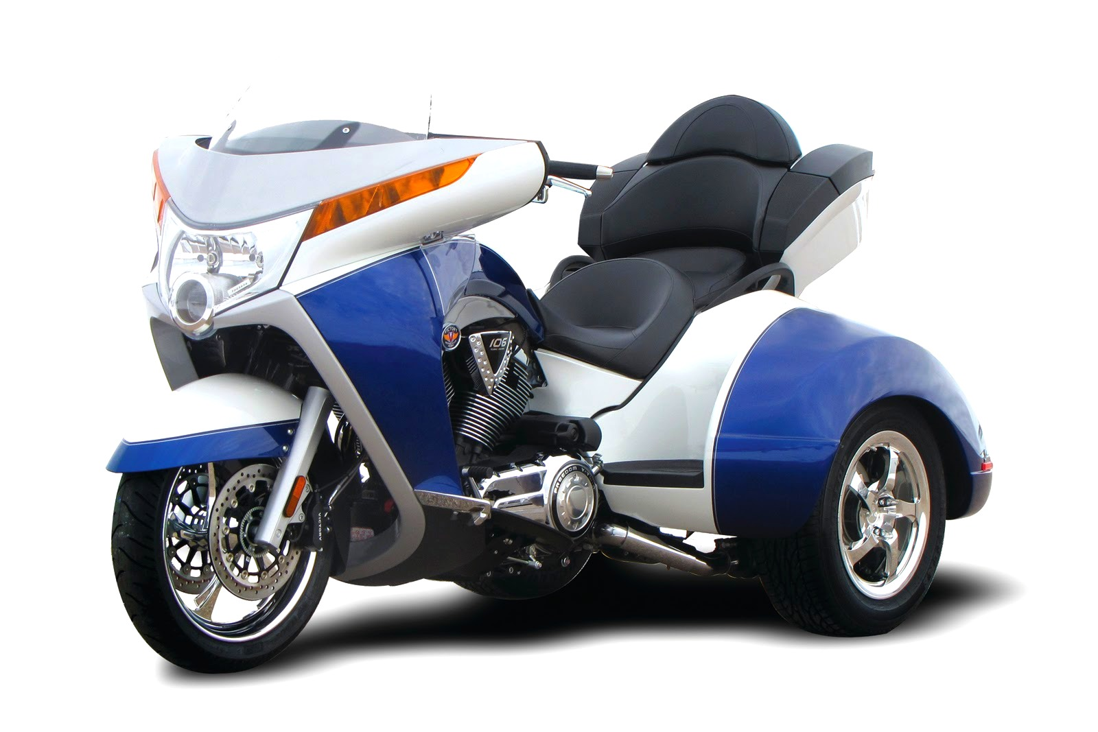 Lehman Trikes Continues Development Of Own Models Under