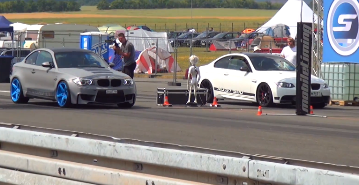 Leib Engineering M3 Goes Against Modded BMW 1M Coupe [Video]