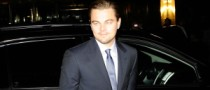 Leonardo DiCaprio Stays Green