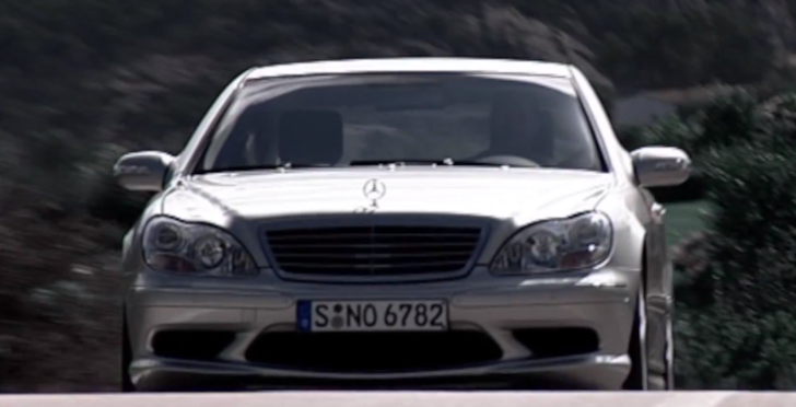 Let's Remember the 2002 Mercedes S55 AMG [Video]