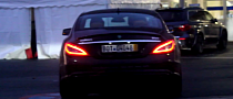 Let This 850 hp Brabus CLS Make Your Skin Crawl [Video]