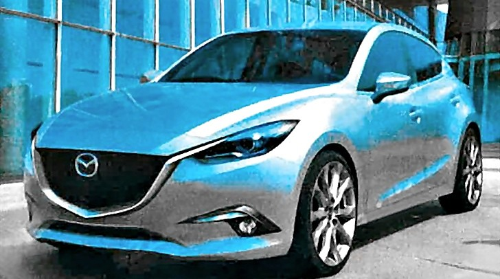 Let's Hope This Is the Next Mazda3!