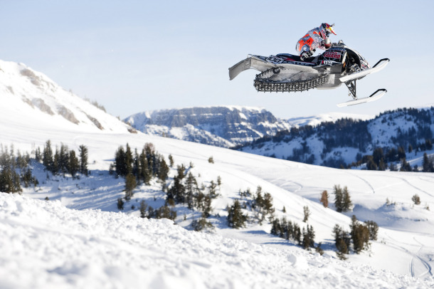 Levi LaVallee to Attempt New Year Record Snowmobile Jump ...