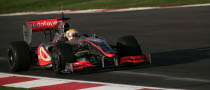 Lewis Hamilton Crashes McLaren MP4-24 Again, in Barcelona
