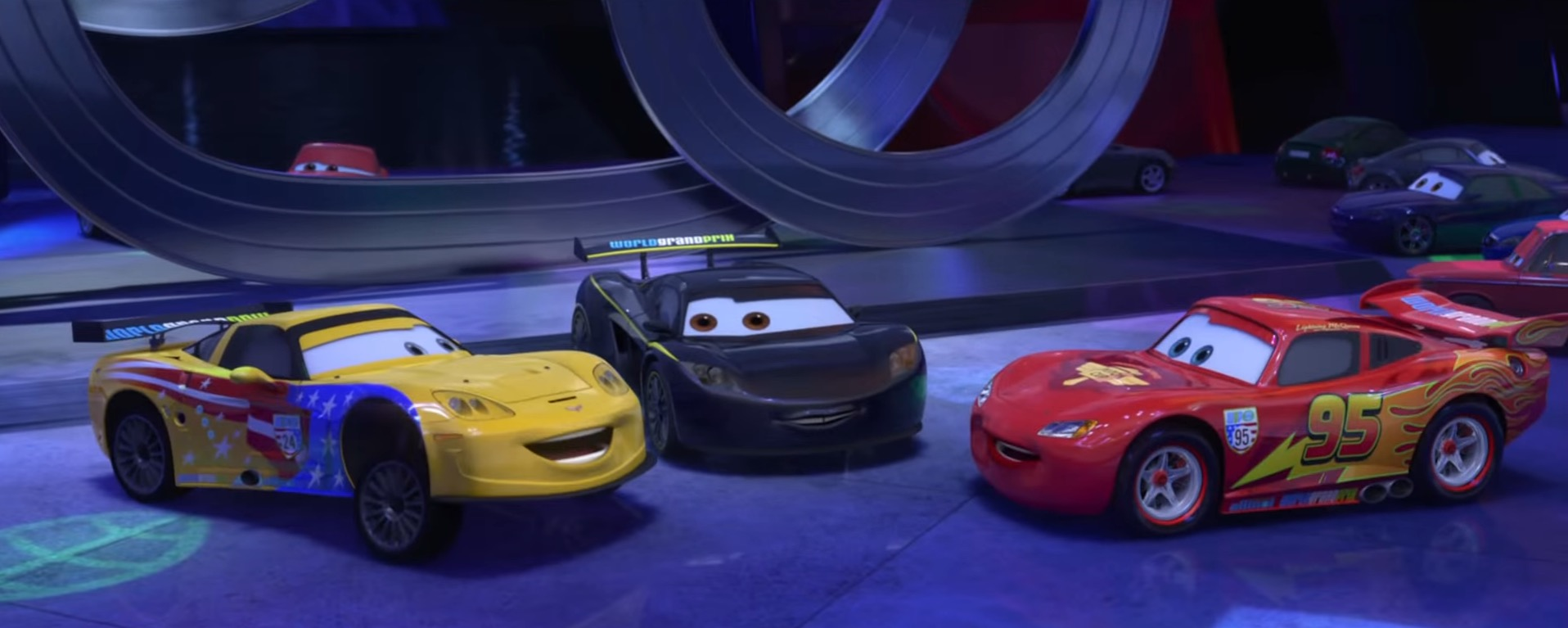 lewis hamilton will be a voice in cars 3 autoevolution. Black Bedroom Furniture Sets. Home Design Ideas