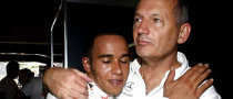 Lewis Not Worried About Dennis' Stepping Down