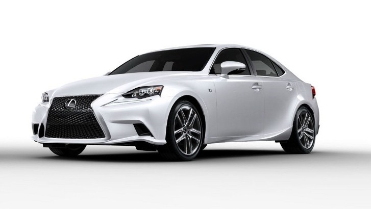 Lexus Announced US Pricing For the New IS [Photo Gallery]