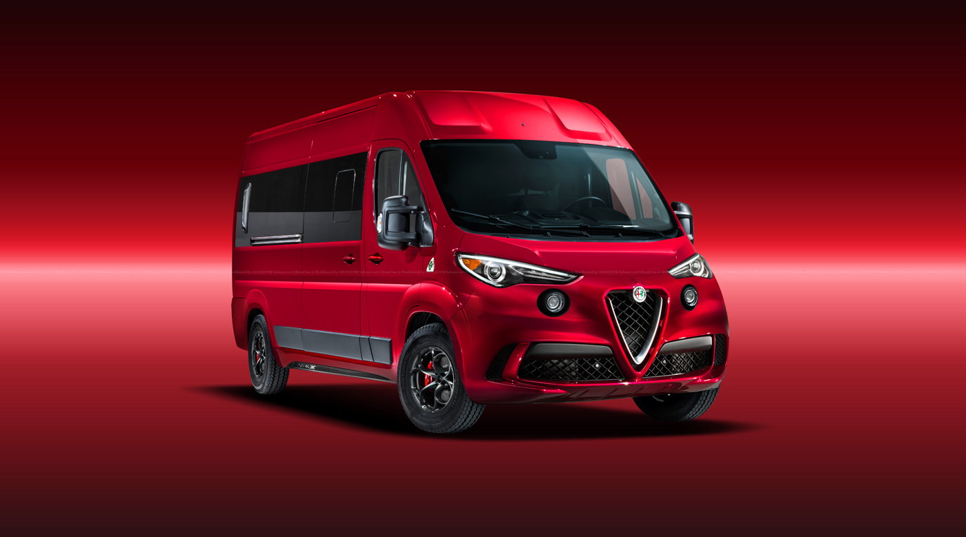 Lexus, Audi, Alfa Romeo and Skoda Cars Become Luxury Vans ...