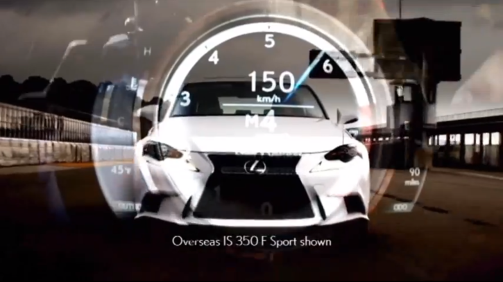 Lexus Australia Releases IS Tribute Clip [Video]