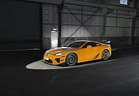 "The LFA Nurburgring beat all the ""down to Earth"" supercars"