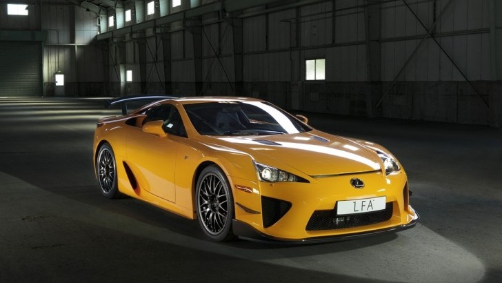 Lexus Could've Sold More LFAs in Australia