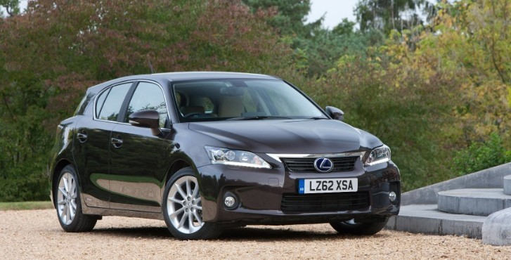 Lexus CT 200h Advance Launched in the UK, Priced at £24,995