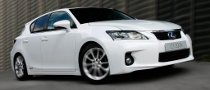 Lexus CT 200h Allows Drivers to Choose Their Driving Moods