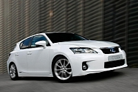 Lexus CT 200h photo