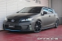 Lexus CT 200h Black Bison by Office-K [Photo Gallery]