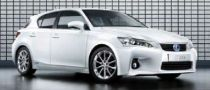 Lexus CT 200h Details and Pictures