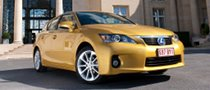 Lexus CT 200h European Version Detailed