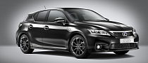 Lexus CT 200h F-Sport UK Pricing Announced