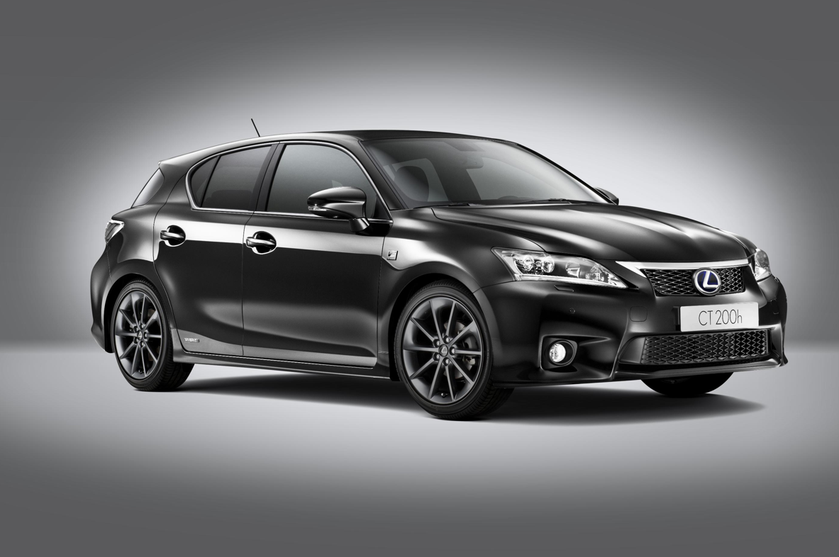lexus ct 200h f sport uk pricing announced autoevolution. Black Bedroom Furniture Sets. Home Design Ideas