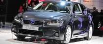 Lexus CT 200h Gets Soundtracks