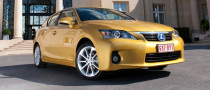 Lexus CT 200h Coming to Japan