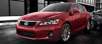 Lexus CT 200h TV Spots Launched [Video]