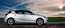 Lexus CT 200h US Pricing Revealed