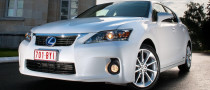 Lexus CT 300h Might Arrive With Extra Bang Under the Bonnet