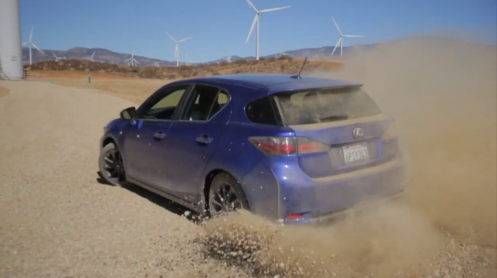 Lexus CT F Sport Is Fun and Economical - Motor Trend [Video]