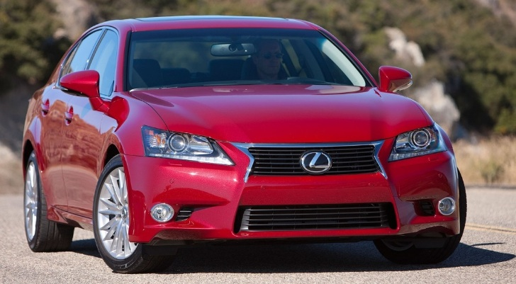 Lexus Doesn't Believe in Diesels... at All!