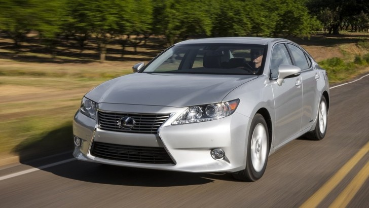 Lexus ES 250 Launching in South Africa