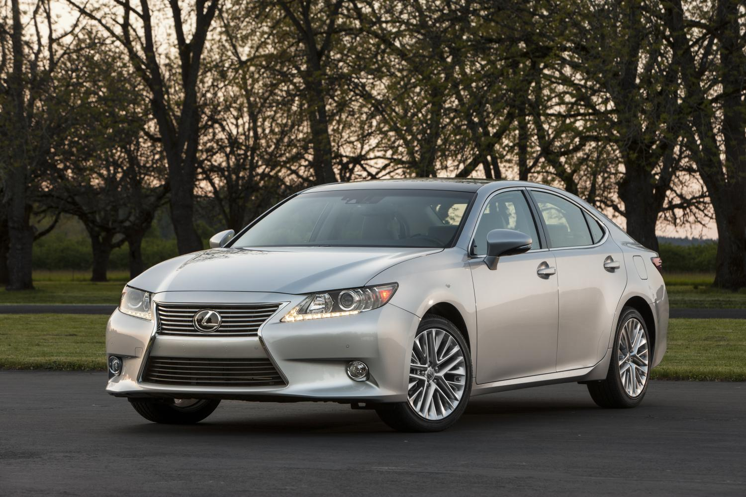 lexus es 350 to be produced in kentucky autoevolution. Black Bedroom Furniture Sets. Home Design Ideas