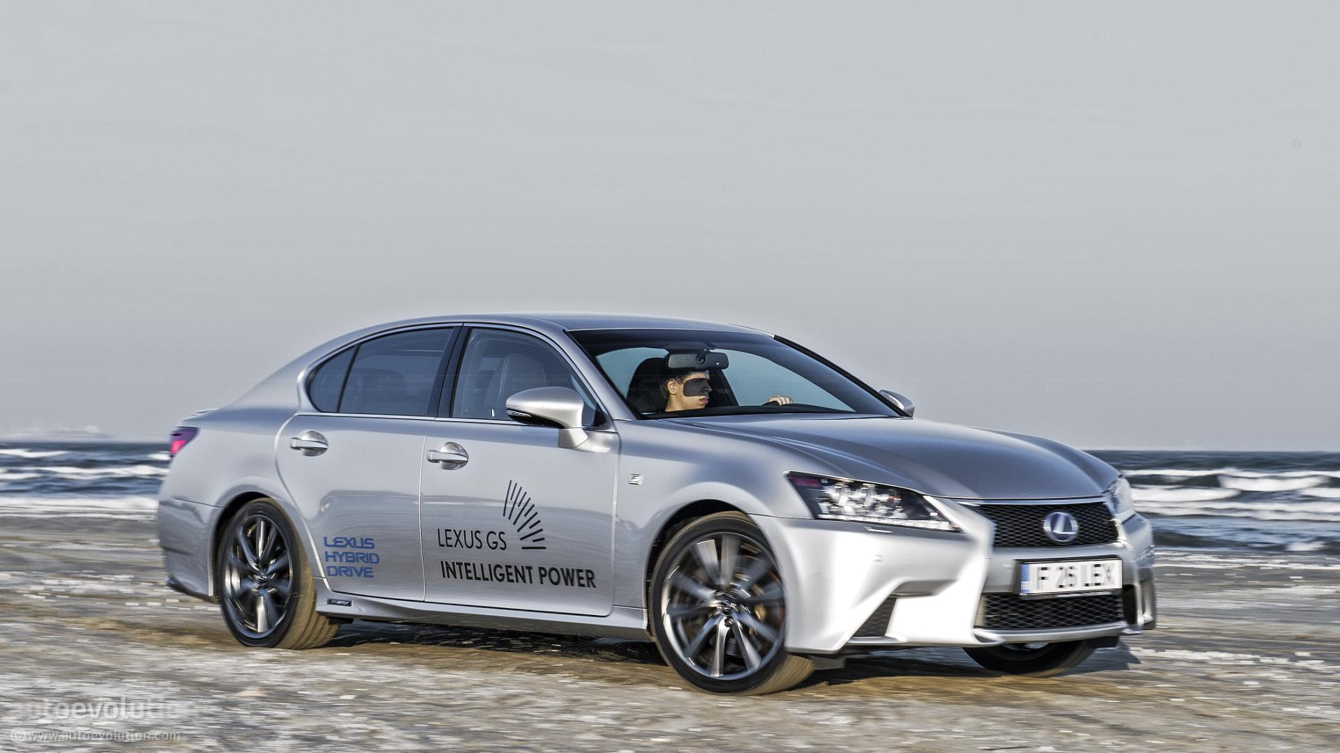 Lexus\' F Sport Package Is Brilliant - autoevolution