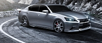 Lexus GS 350 Gets a Supercharger for 2012 SEMA