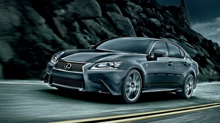 Lexus Gs 350 Named Top Rated Vehicle For 2014 Autoevolution
