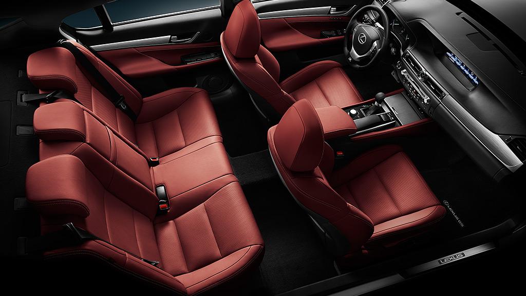 lexus 2014 rx 350 red. such interior the 2014 gs 350 lexus rx red