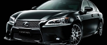 Lexus GS-F Coming to Rival BMW M5 and Mercedes E63 AMG