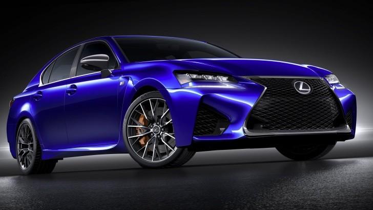 New Lexus Rx 2015 >> Lexus GS F Fully Revealed Before NAIAS, Has RC F V8 - autoevolution