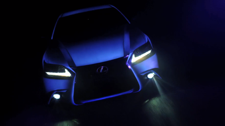 Lexus GS Gets Cool New Commercial [Video]