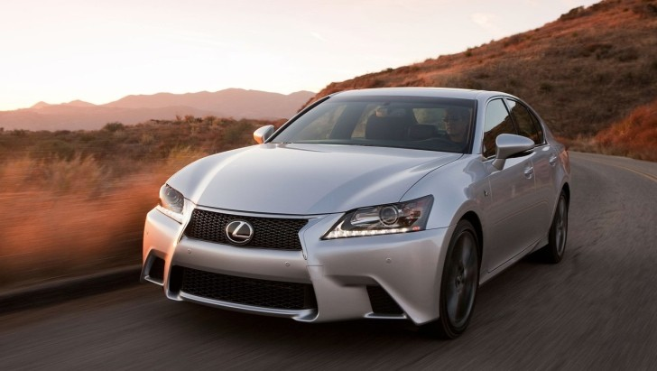 Auto Airbag Settlement >> Lexus GS Models To Be Recalled Over Unintended ...
